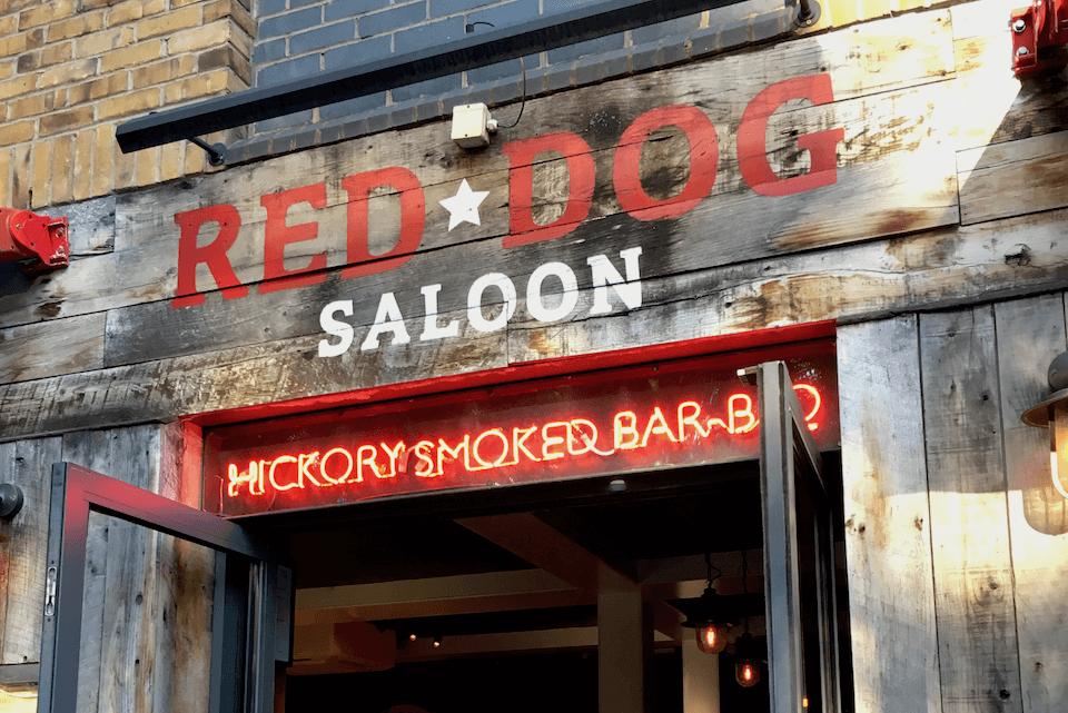 Punisher MK2 @ Red Dog Saloon